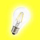BioLicht - Pure-Z-Retro-LED   4,2 Watt clear