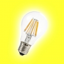 BioLicht - Pure-Z-Retro-LED   8,2 Watt clear     NEU!