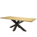 Cees&Co -  Table Aix Treetrunk OAK Wood