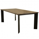 Cees&Co -  Table Oxford Walnut Wood