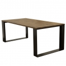 Cees&Co -  Table York Walnut Wood