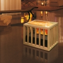 The Flame - SIT Cage XS OAK