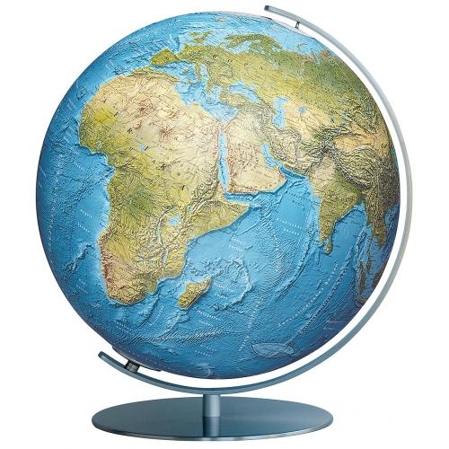 Columbus - Globus Duorama Ø 40 cm mit Kristallglaskugel
