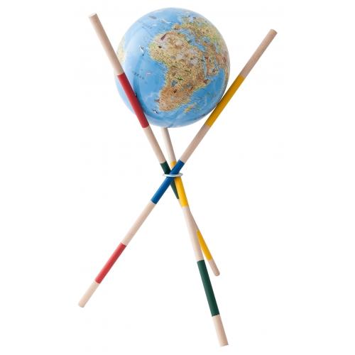 Columbus - Kinderglobus Mikado Unsere Erde