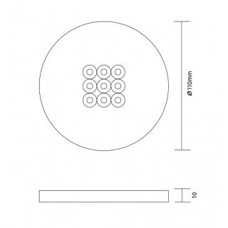 Aquagehäuse Direktmontage