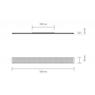 Hohlraummontage inkl. Montageplatte
