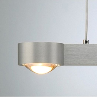 Aluminium Mattschliff